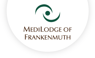 medilodge of frankemuth web logo